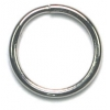 Split Rings 15mm Nickel